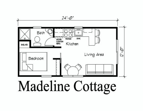 12 x 24 cabin floor plans google search house and home 12x24 Lofted Cabin Floor Plans