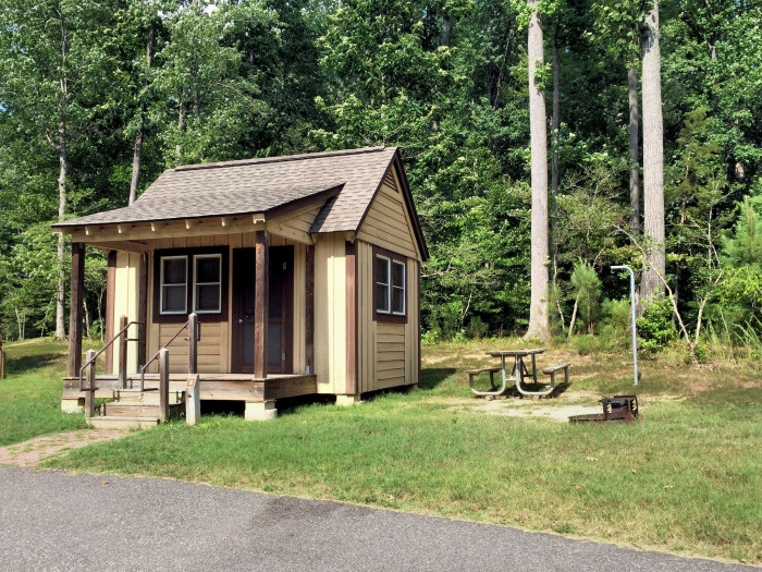 14 camping spots in virginia that are simply perfect Virginia State Park Cabins