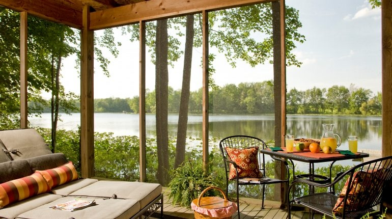 15 best romantic weekend getaways in michigan the crazy tourist Cabin Getaways In Michigan