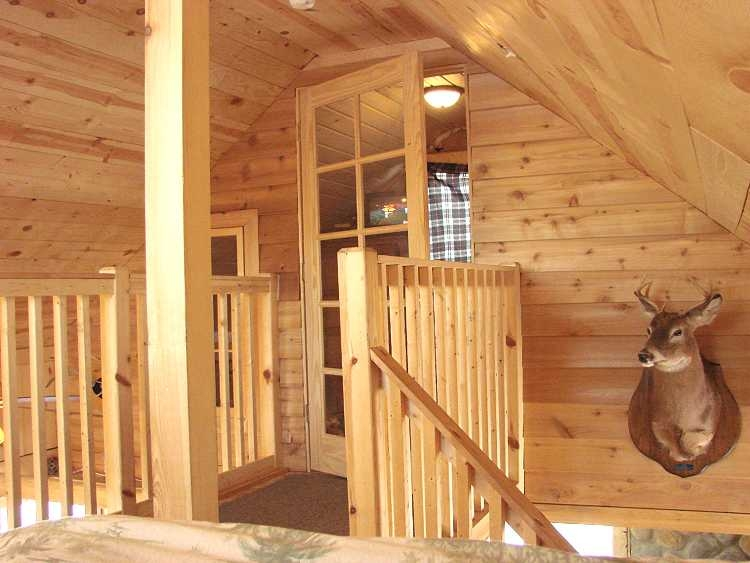 16x24 owner built cabin 16x20 Cabin Plans With Loft