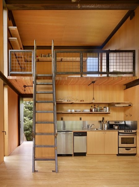 17 tiny houses to make you swoon houses aesthetic pinterest Decorating A Small Cabin Loft