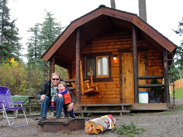 17 washington state parks with family cabins in the northwest Washington State Parks Cabins