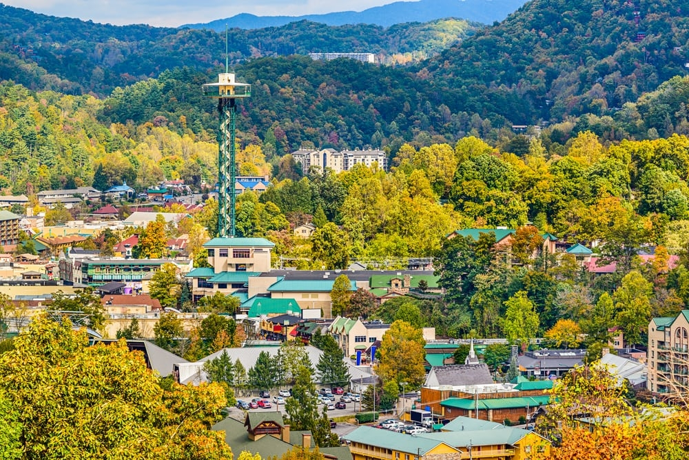 4 amazing cabin rentals close to downtown gatlinburg gatlinburg Cabins Downtown Gatlinburg