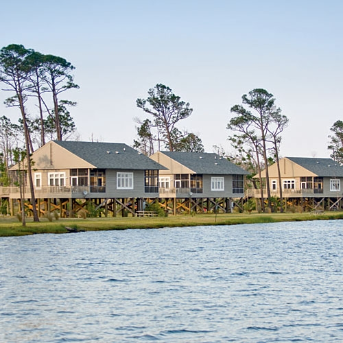 4 budget beach escapes coastal living Cabins In Alabama State Parks