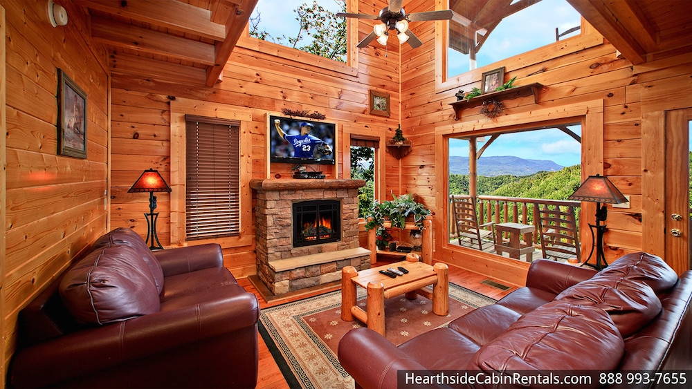 4 myths about renting great smoky mountain log cabin rentals Cabins In Smokey Mountains