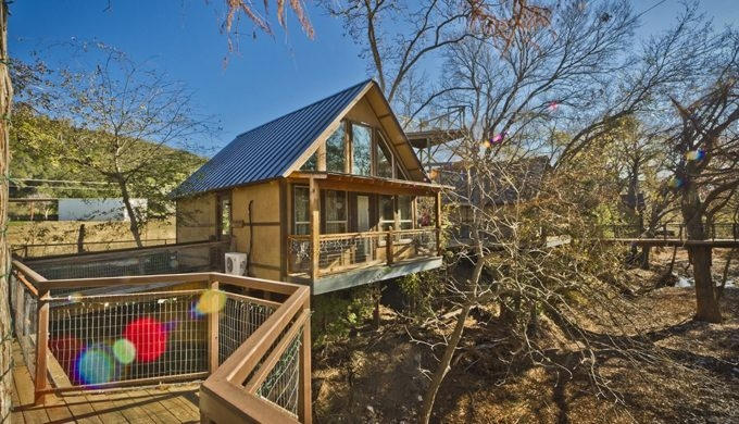 5 gorgeous hill country cabin getaways New Braunfels Camping Cabins