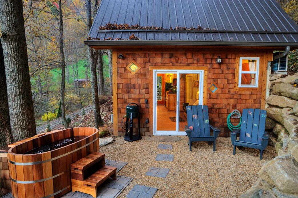 5 one of a kind cabins cottages and yurts near asheville Pet Friendly Cabins In Asheville Nc