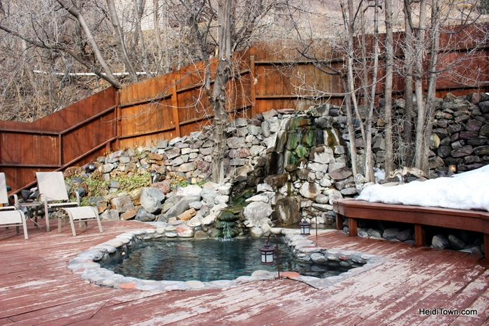 5 romantic hot spring getaways in colorado Hot Springs Colorado Cabins