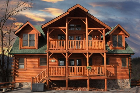 8 bedroom bedrooms smoky mountain cabin rentals 8 Bedroom Cabins In Gatlinburg