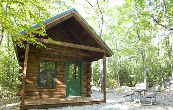 8 cabin rentals for your new hampshire vacation active Campgrounds In Nh With Cabins