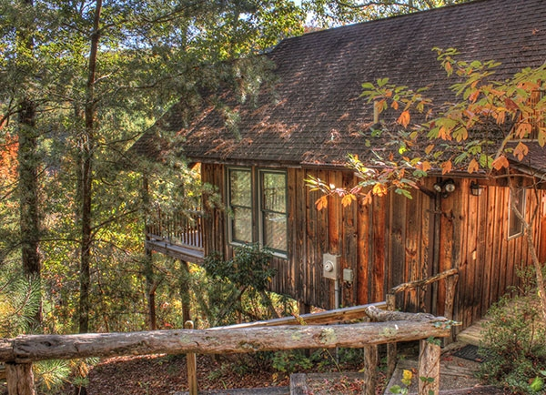 about hot springs nc treehouse cabin rentals treehouse cabin Pisgah National Forest Cabins