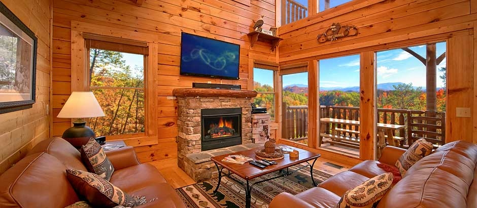 accommodations smoky mountain wedding association Tennessee Smoky Mountains Cabins