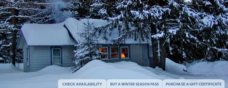 adirondack mountain lodging winter accommodations private Adirondack Mountains Cabins