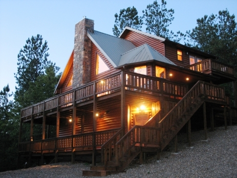 amazing cabin stays in southeast oklahoma travelok Cabins In Broken Bow Oklahoma