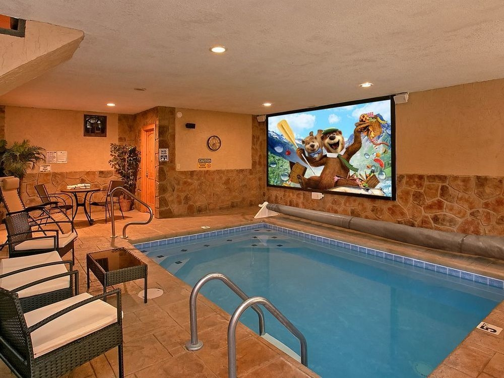 amazing cabin with private indoor pool 2018 room prices deals Cabins With Private Indoor Pools