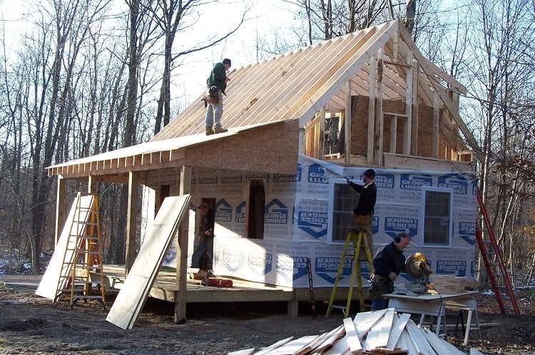 awesome 16 x 24 cabin with loft ideas log cabin plans 16x24 Cabin Plans With Loft