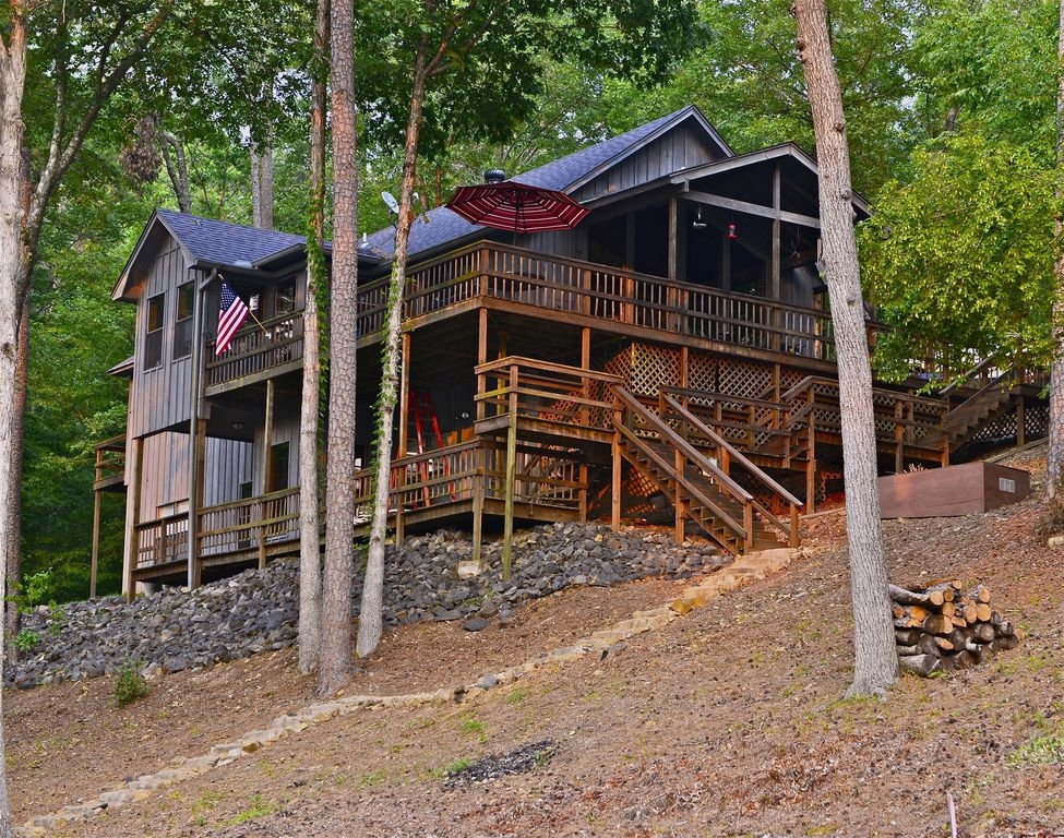 beautiful cabin on lake catherine hot sprin vrbo Cabins In Hot Springs Arkansas