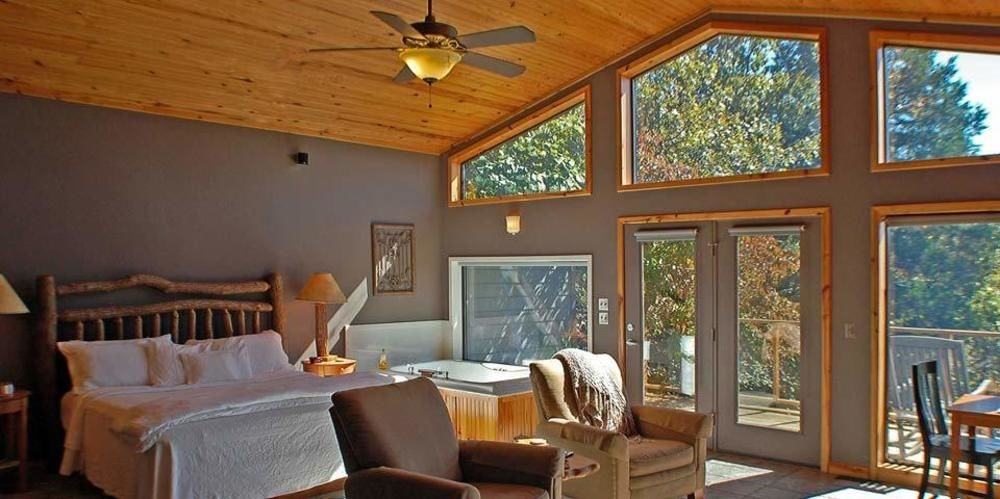 beaver lakefront cabins 2018 room prices 135 deals reviews Beaver Lakefront Cabins Eureka Springs Ar