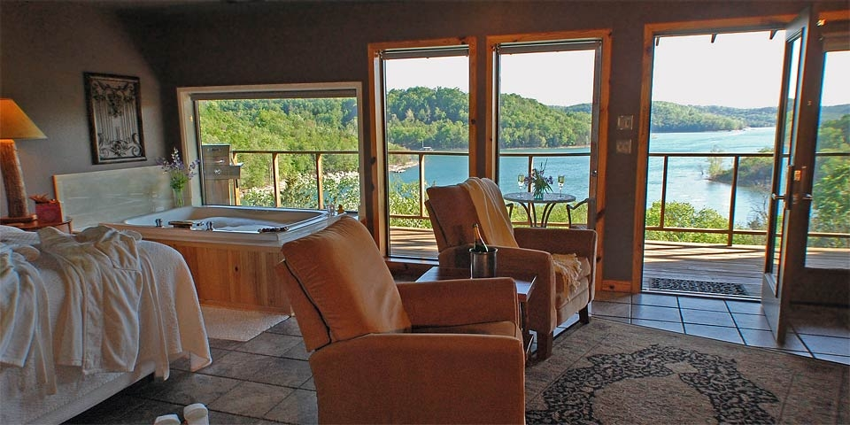 beaver lakefront cabins romantic vacation cabins in eureka springs Cabins In Eureka Springs Ar