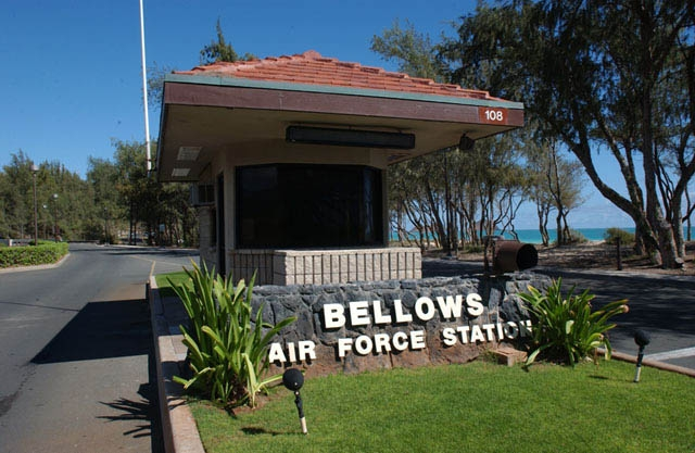 bellows air force station military living Bellows Air Force Base Cabins
