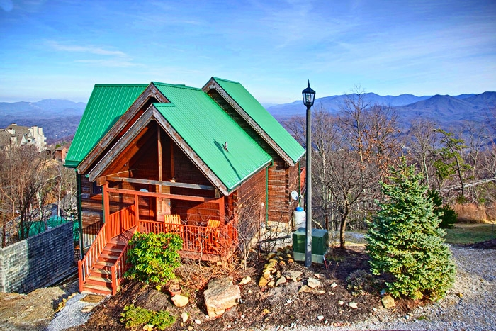 best places to book cabins in downtown gatlinburg tn Downtown Gatlinburg Cabins