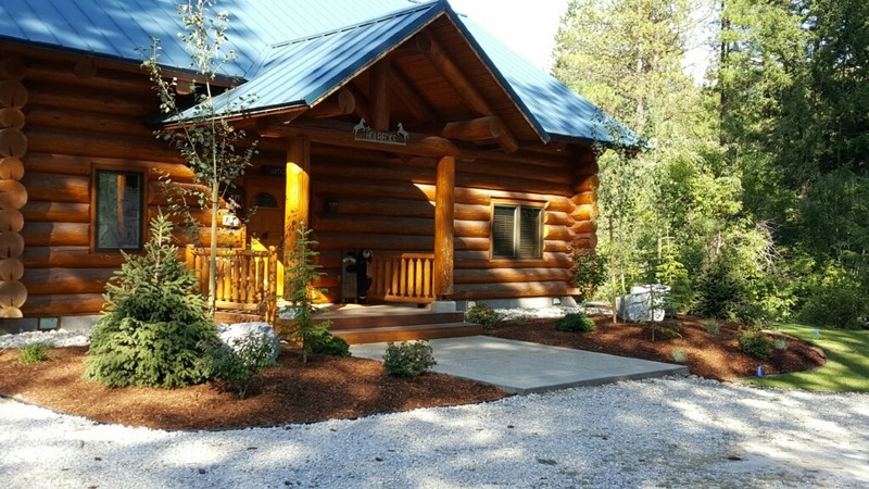 big jim mountain lodge destination leavenworth Cabins Near Leavenworth Wa