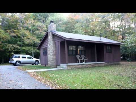 blackwater falls wv cabins youtube Blackwater Falls State Park Cabins
