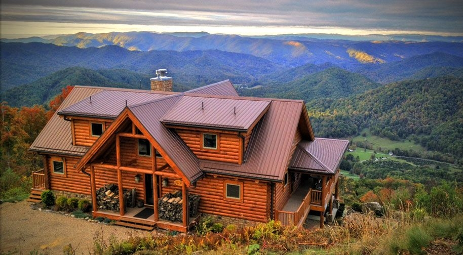 blue ridge mountains cabins and vacation rentals in nc sc va wv Blue Ridge Mountains Cabin