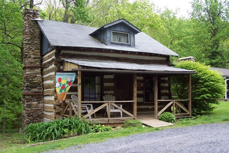 blue ridge parkway cabin rentals Mountain Cabins In Virginia