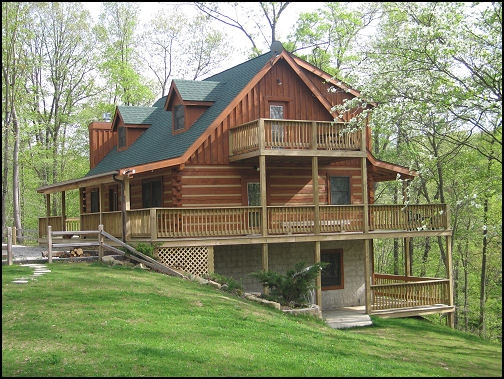 brown county indiana cabin rentals back to nature cabins Lake Monroe Indiana Cabins