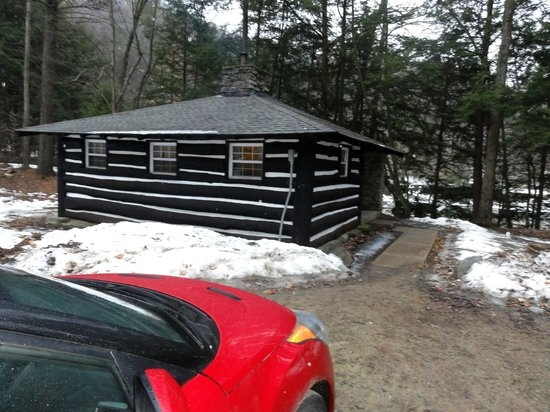 cabin 1 picture of worlds end state park forksville tripadvisor Worlds End State Park Cabins