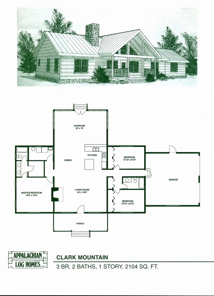 cabin house plans with loft unique house with loft floor plans 2 Log Cabin Floor Plans With 2 Bedrooms And Loft