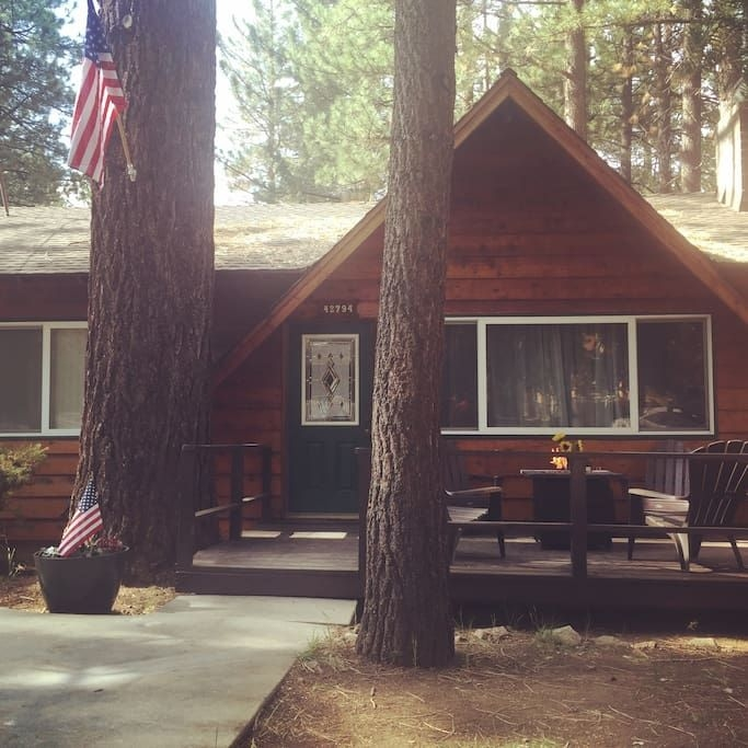 cabin in big bear lake united states get away at big bear boarding Pet Friendly Cabins In Big Bear
