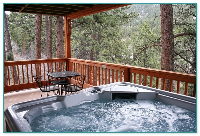 cabin in estes park with hot tub Cabins In Estes Park With Hot Tubs