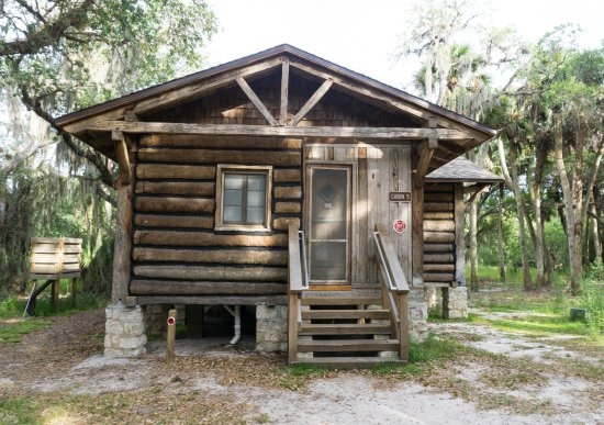 cabin picture of myakka river state park sarasota tripadvisor Myakka River State Park Cabins
