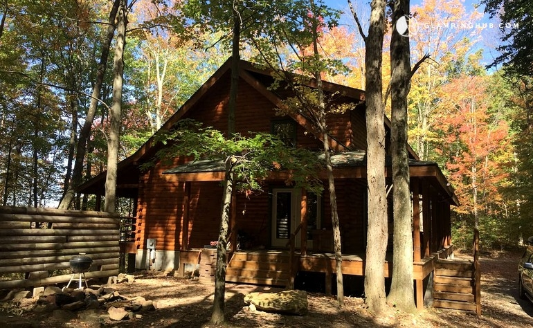cabin rental near blackwater falls state park west virginia Blackwater Falls State Park Cabins