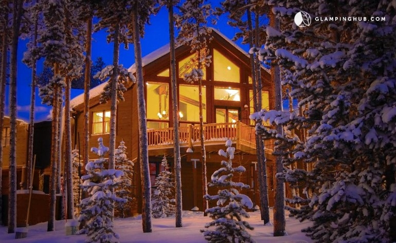 cabin rental with a hot tub in breckenridge colorado Breckenridge Colorado Cabins