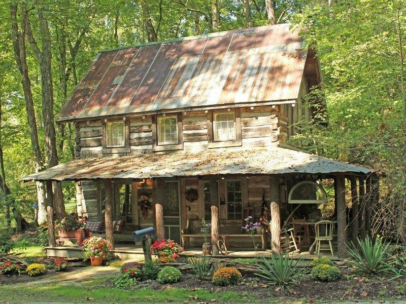 cabin rentals brown county cabin rental nashville indiana Brown County Cabins For Two