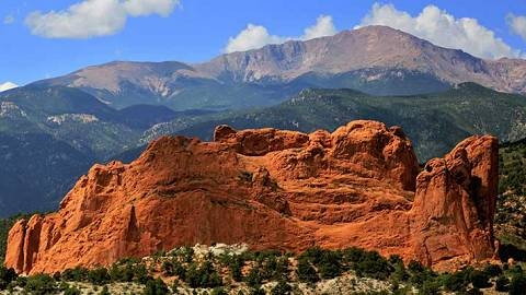 cabins and cottages in colorado springs visit colorado springs Pikes Peak Colorado Cabins