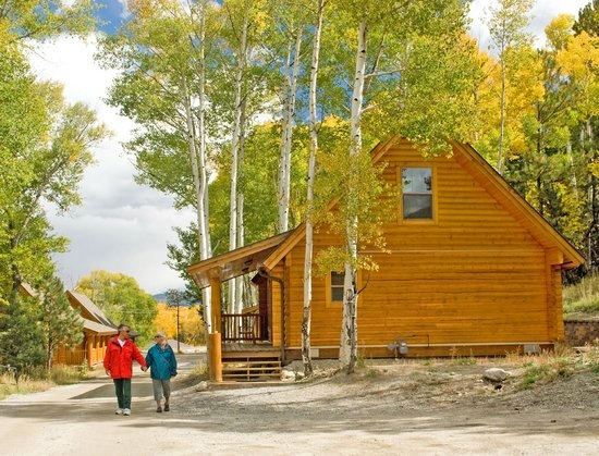 cabins for rent in colorado picture of mount princeton hot springs Mt Princeton Hot Springs Cabins