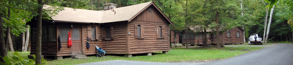 cabins nys parks recreation historic preservation New York State Parks Cabins