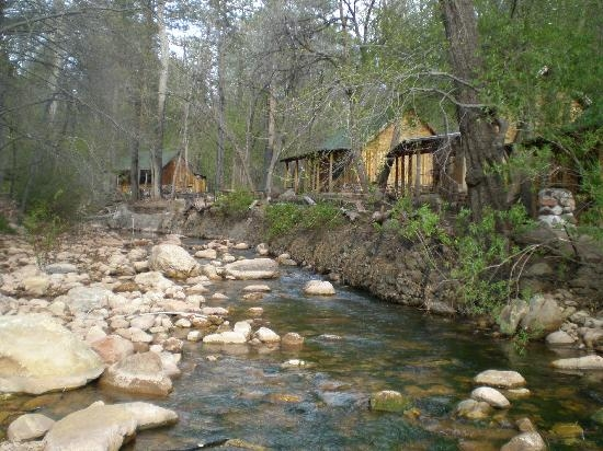 cabins on the creek picture of christopher creek lodge payson Christopher Creek Az Cabins