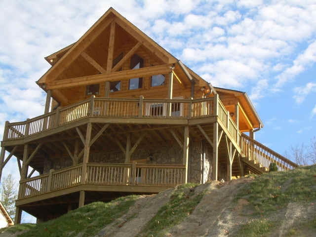 cabins vacation rentals long range views boone blowing rock nc Cabins Near Blowing Rock Nc