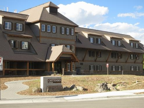 canyon lodge and cabins yellowstone national park lodging in Canyon Lodge & Cabins Yellowstone National Park Wy