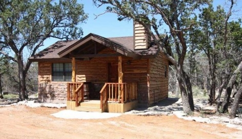 cedar bliss cabin and star cabin and rv sites lodging in Cabins Near Fredericksburg Tx