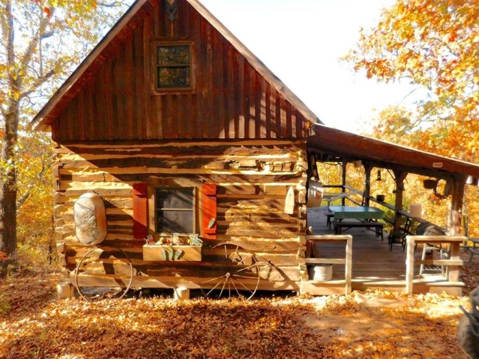 check out these 14 awesome cabins in missouri for an unforgettable stay Secluded Cabins In Missouri