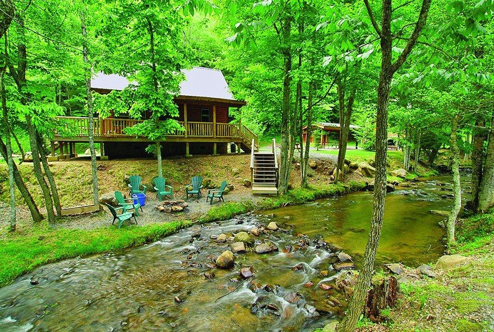 cherokee cabin rentals cabins in the smoky mountains Cabins In Smoky Mountains Nc