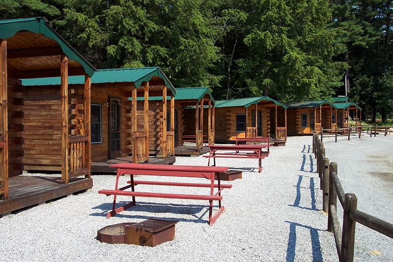 cold springs camp resort weare nh cabins rv pools daily weekly Campgrounds In Nh With Cabins