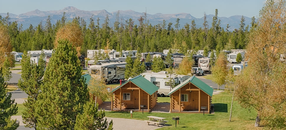 contact yellowstone grizzly rv park and cabins Yellowstone Cabins And Rv Park West Yellowstone Mt