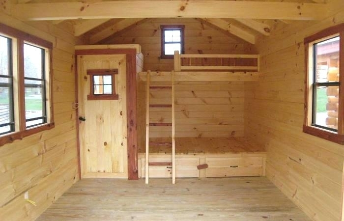 cool 10 x 20 cabin with loft ideas log cabin plans small cabin plans Building A Small Cabin With Loft